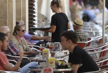 Aumenta un 0,4 % el número de empresas en Navarra, el 56% en el Sector Servicios