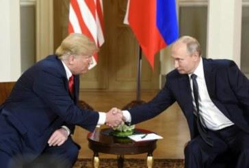 Trump augura una «relación extraordinaria» con Putin al comienzo de su cumbre