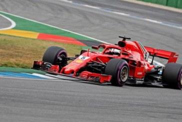Vettel saldrá desde la 'pole'; Sainz, octavo