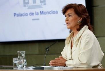 Calvo: Turull y Sànchez cuentan con las garantías de un Estado de derecho