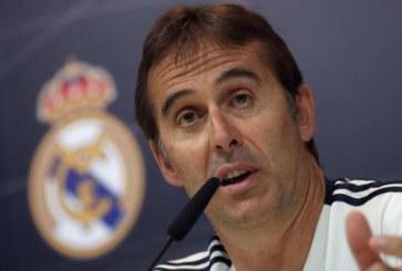 El Real Madrid destituye a Lopetegui; Solari técnico interino