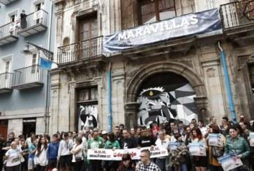Los okupas de Rozalejo piden a Barkos que retire petición de desalojo para «dialogar»