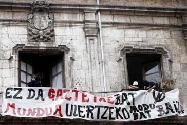 UPN denuncia el «efecto llamada» a la 'okupación' del alcalde de Pamplona