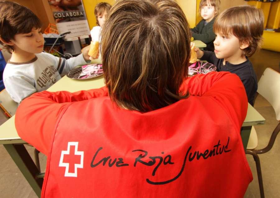 Más de 1.800 niños y jóvenes participan en las actividades de Cruz Roja Juventud en Navarra