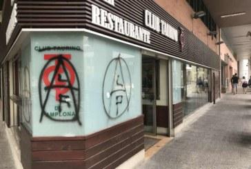 El Club Taurino «redobla» su «compromiso» por la tauromaquia tras el ataque a su sede