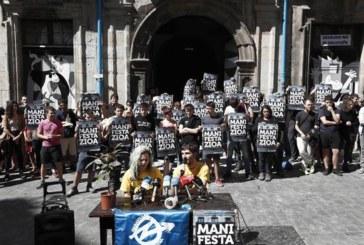 Los okupas de Rozalejo denuncian el desalojo y responsabilizan a Gobierno foral y Geroa Bai