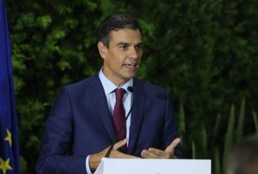Sánchez ofrece a Duque que España albergue la eventual negociación con el ELN