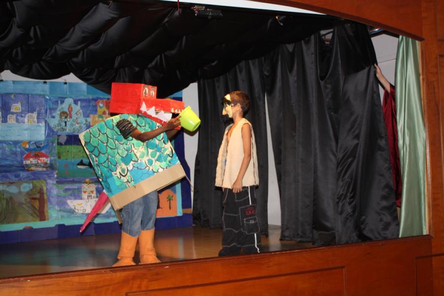 El Ayuntamiento de Pamplona ofrece a los centros escolares talleres de teatro