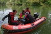 Rescatado del río Arga a su paso por Pamplona un joven de 20 años