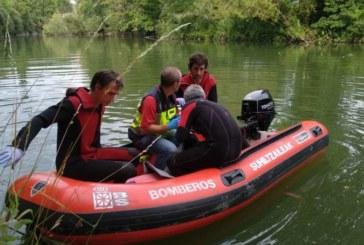 Hallan en el río Arga en Pamplona el cadáver de una mujer a la que se buscaba