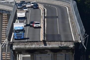 La fiscalía de Génova investigará el derrumbe del viaducto y teme «un error humano»