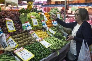 La inflación sube al 0,5 % en julio por los alimentos y las bebidas no alcohólicas