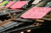 El precio de los vehículos de ocasión en Navarra bajó un 0,34 % en septiembre