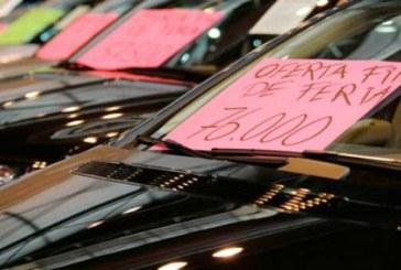 La venta de vehículos de ocasión descendió un 2,41 % en enero en Navarra