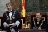 Lesmes condena el ataque a Llarena y pide respeto a la independencia judicial