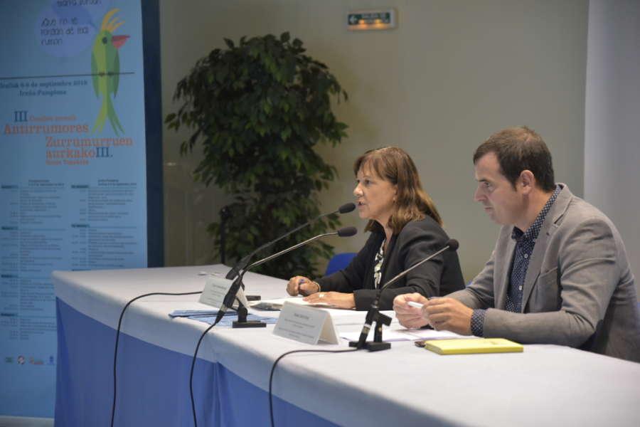 Pamplona acoge a la III Cumbre Juvenil Nacional Antirrumores