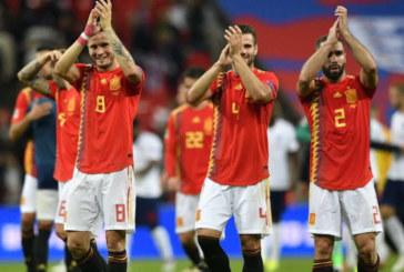 Saúl y Rodrigo dan luz a la nueva España de Luis Enrique