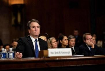 El juez Brett Kavanaugh se defiende entre lágrimas de las acusaciones de agresión sexual: «Vengo aquí a limpiar mi nombre»