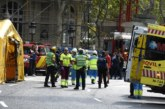 Un muerto y once heridos en el derrumbe del hotel Ritz