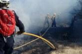 Toda Navarra, en «riesgo extremo» de incendios forestales