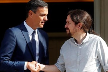 Sánchez convoca a Iglesias a una nueva reunión separados por los «sillones»