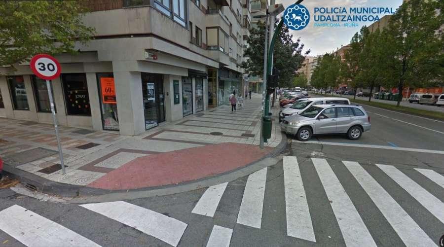 Le multan con mil euros por positivo en alcohol tras caerse de una bici
