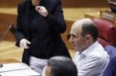 """Barkos dice que no da por terminada la legislatura y espera darle """"continuidad"""""""