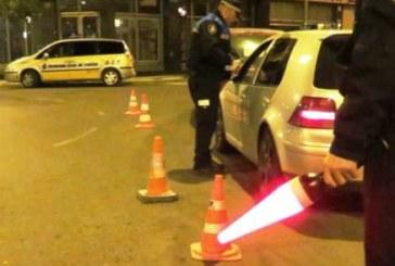Detenido por dar positivo y conducir por dirección prohibida en Tudela