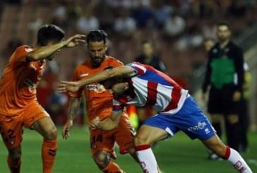 Osasuna se ejercita pensando en el partido con el Granada