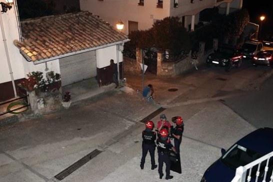 Los muertos en el tiroteo en Cáseda son un padre y dos hijos, uno de ellos menor
