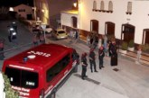 Noche tranquila en Cáseda tras la tensión vivida por muerte a tiros de tres vecinos