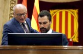 Torrent avala no publicar la moción de la CUP para «proteger a los funcionarios»