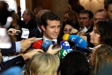 El PP pide a Cs que facilite cuanto antes la investidura de Moreno en Andalucía