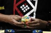 Batidos nueve récords en el XV Campeonato de España del cubo de Rubik