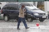 Alerta amarilla por lluvias en la Ribera de Navarra