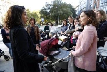 Colectivo de madres, «esperanzado» tras reunión con los grupos parlamentarios