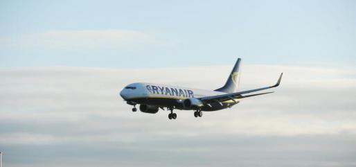 Dos aviones de Ryanair a punto de chocar cuando sobrevolaban Navarra