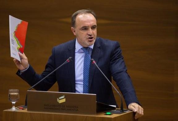 Debate sobre Navarra: Esparza (UPN) acusa a Barkos de no gobernar para todos los navarros