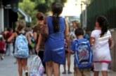 Las familias navarras pagarán unos 330 por hijo en la vuelta al colegio, según Irache