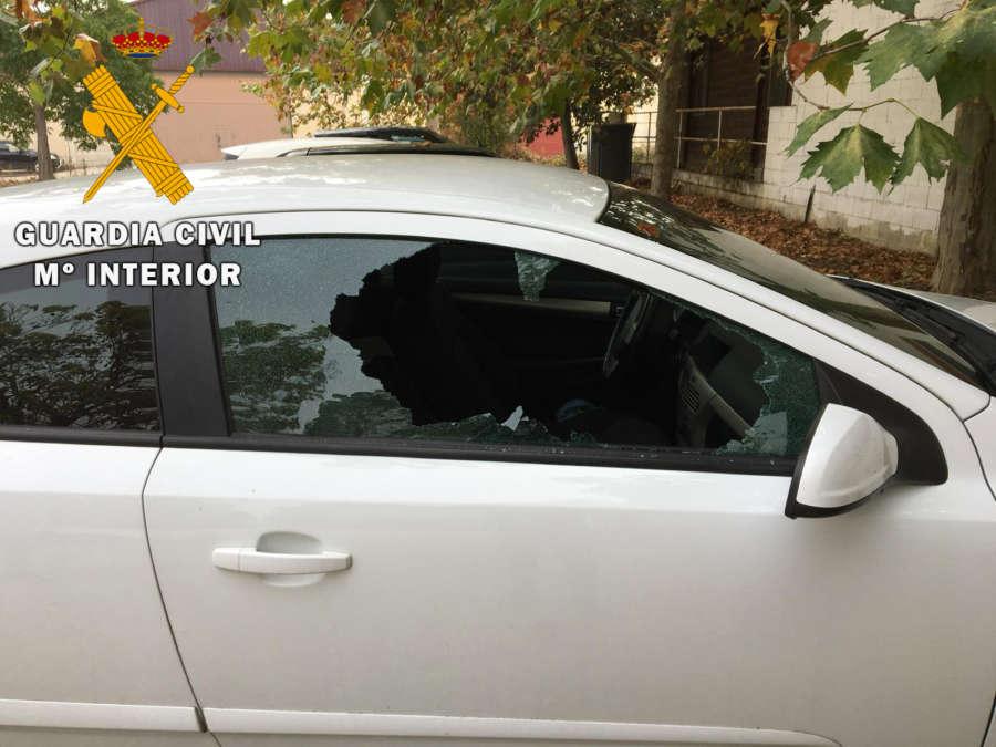 Detenido en Navarra un hombre por robo con fuerza en vehículos en centros de hípica