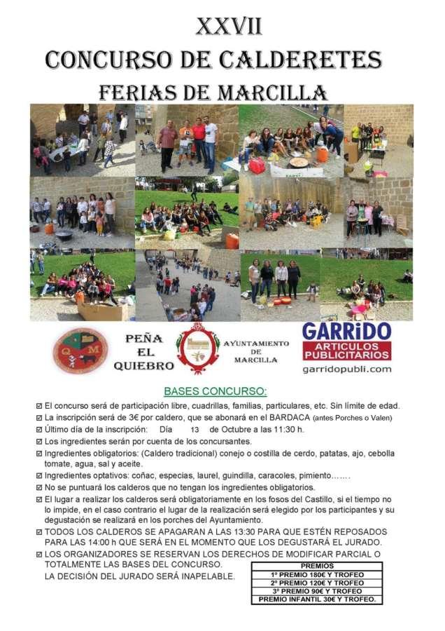 Marcilla se envuelve en el medievo para celebrar sus ferias de ganado y mercados