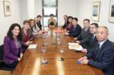Educación firma un acuerdo de movilidad con la ciudad china de Jiayuguan