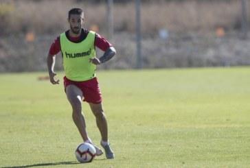 Lillo regresa a la convocatoria de Osasuna tras ocho jornadas