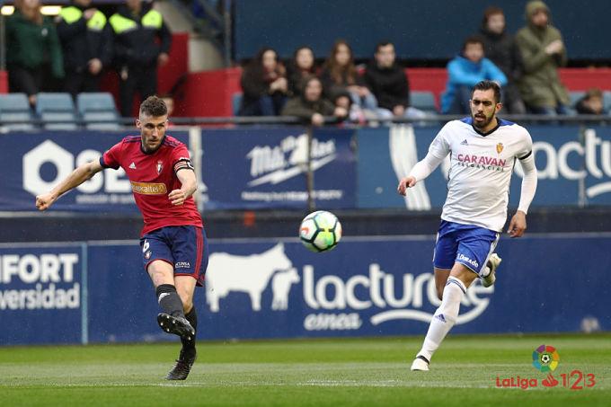 Osasuna juega en Zaragoza con ganas de cambiar su dinámica como visitante