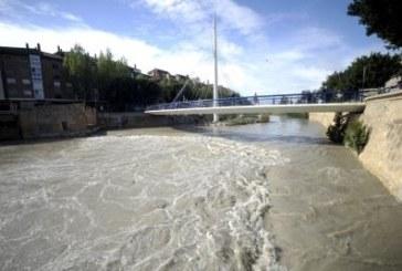 Murcia inundada. Gran riada