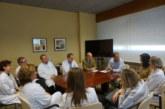 El Área de Salud de Tudela firma un convenio con AECC para actividades de voluntariado