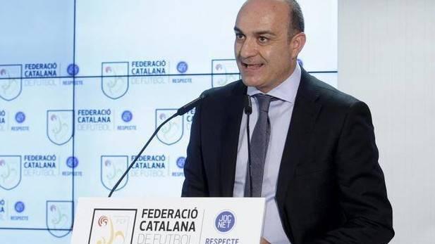 Detenido el vicepresidente de la RFEF Andreu Subies por el caso Villar