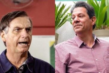 Un Brasil polarizado elige entre Bolsonaro y Haddad