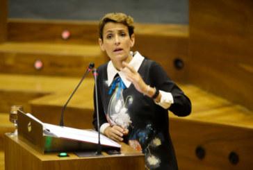 """Debate Estado Navarra: Se aprueba, a petición de PSN, mantener relación """"bilateral"""" con el Estado"""