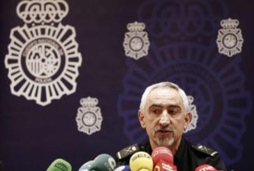 El Twitter del jefe de Policía de Navarra insulta a políticos de izquierdas